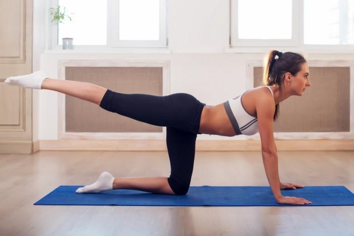 упражнения чтобы похудеть в боках