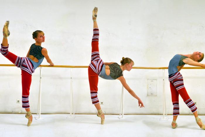 Диета балерин на 5 дней