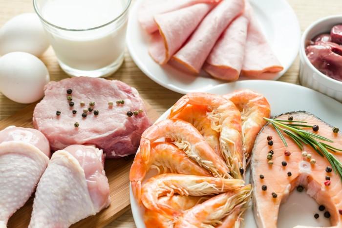 Белковая диета: меню