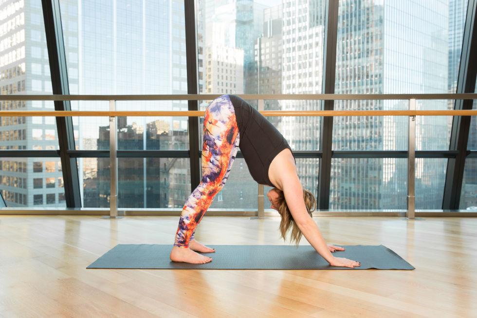 Японская йога для похудения
