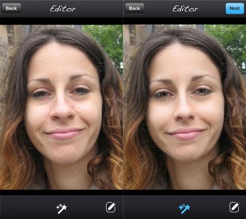 как улучшить фото если ты толстая приложение даже