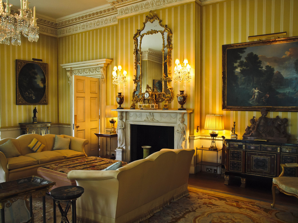 Типичная квартира в англии картинки