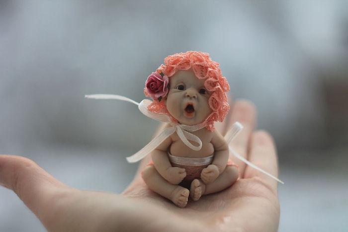 куклы из полимерной глины мастер класс фото времена самбу