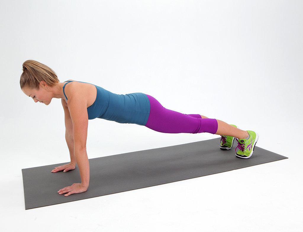 Похудения По Планке. Как похудеть в талии за месяц? Высокоинтенсивная тренировка с планкой, видео