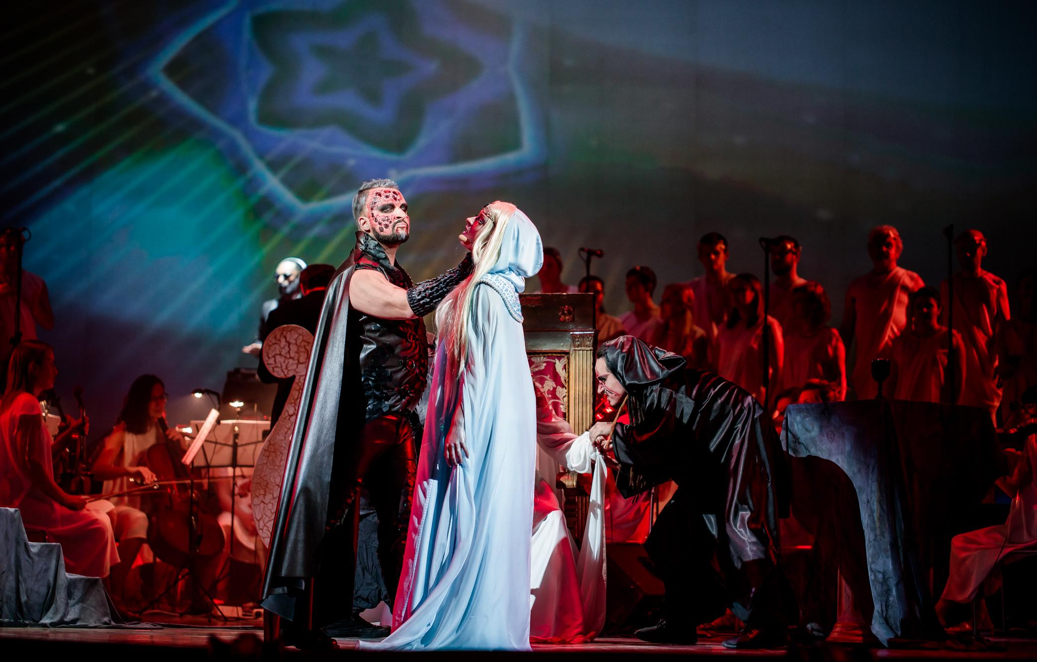 картинка рок-опера орфей и эвридика выделили самые популярные