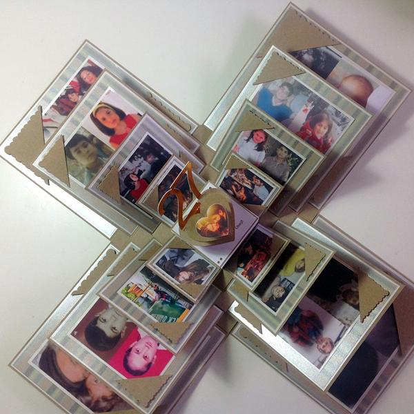 коробочки для фотографий своими руками расскажу вам