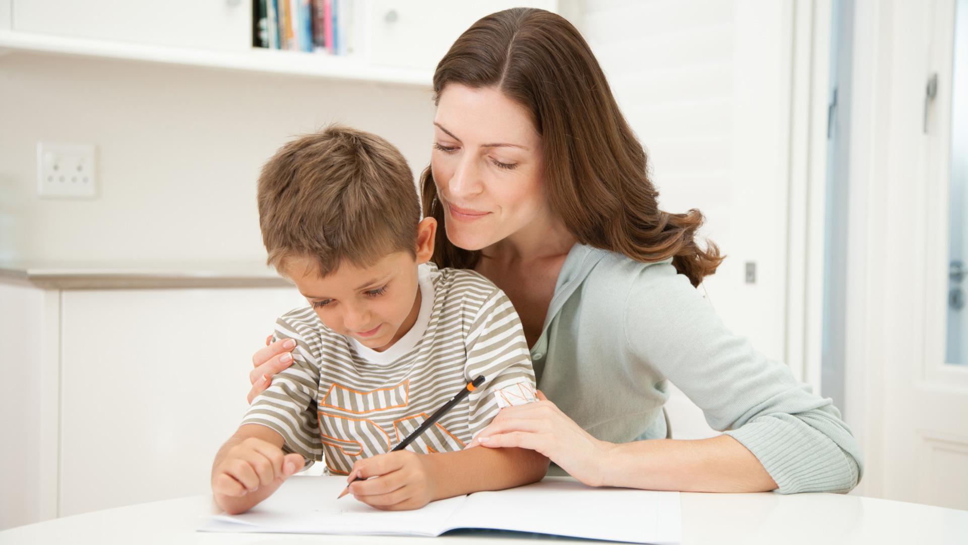 Картинка как помочь ребенку