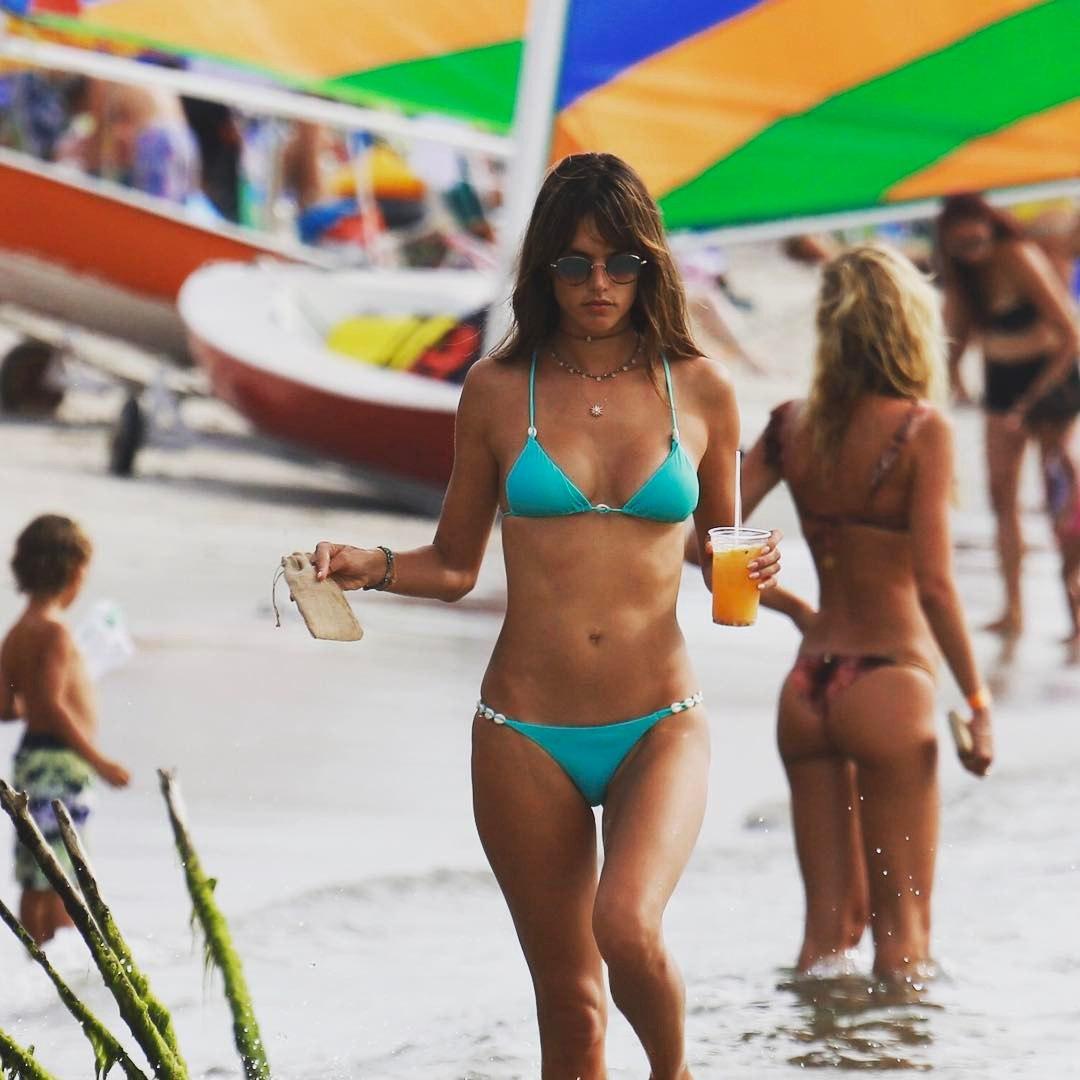 Brazil beach bikini teens