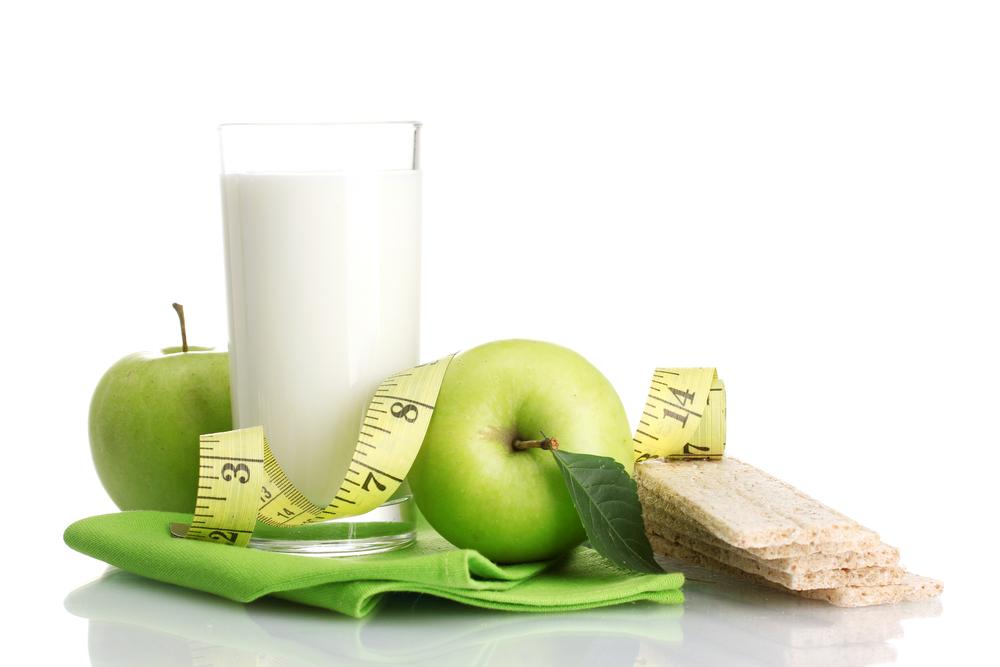 Диета при похудении яблочная на 3 дня